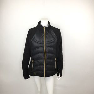 MICHAEL MICHAEL KORS DOWN FILLED QUILTED JACKET